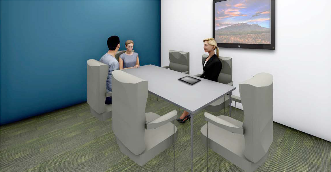 west conference room